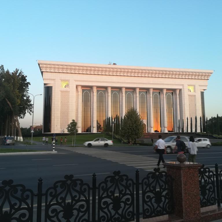 Дворец Международных Форумов