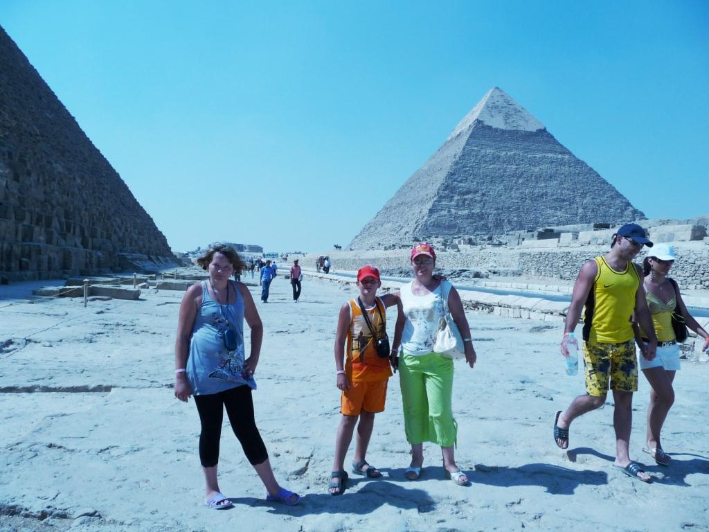 Пирамиды Каира